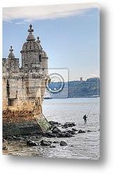 Постер Lisbon / Lisboa - Torre de Belem