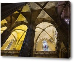 Постер Интерьеры кафедрального собора