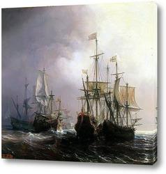 Нападение на Алжир с моря
