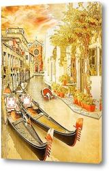 Постер Пейзаж Венеции