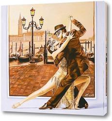 Картина Венецианское танго