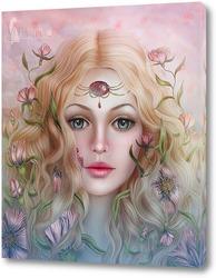 Постер Flora