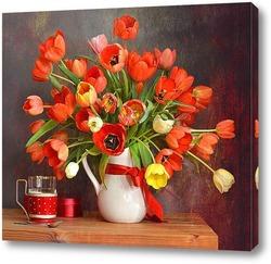 Майские тюльпаны