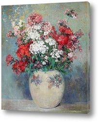 Натюрморт с цветами, 1920