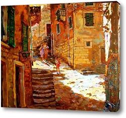 На улочках старого Котора