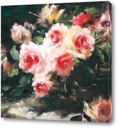 Картина розы 2 by F. Mortelmans