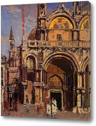 Картина Уголок Святого Марка, Венеция