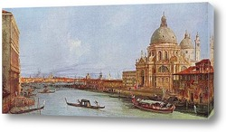 Вход в Большой канал, Венеция