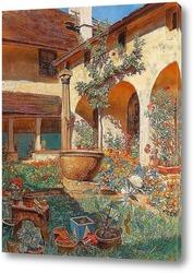 Постер Сад в Вахау