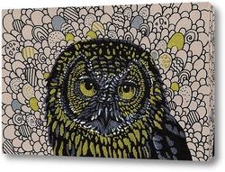 Картина Декоративная сова