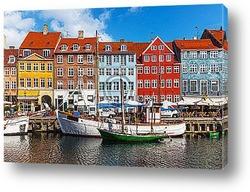 Постер Дания