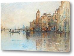 Ночной вид на Венецию