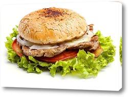 Постер Бургер