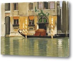 Канал,Венеция