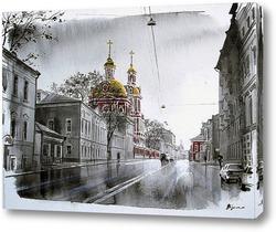Картина Москва