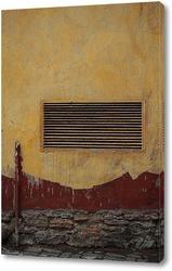 Постер Питерские стены. Урбанометрия.