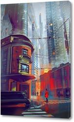 Постер На Петровском бульваре