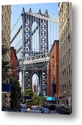 Brooklyn Bridge Taxi, New York