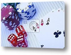 Постер Gambling
