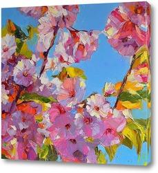 """Постер """"Розовый нектар"""""""