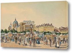 Картина Церковь Сент-Чарльз