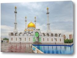 Постер Мечеть Нур Астана в Казахстане
