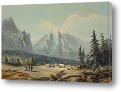 Чтица,1872г.