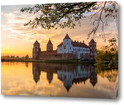 Картина Мирский замок