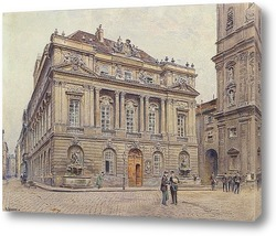 Постер Старый университет Вены