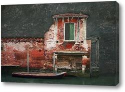 Картина Венеция.Ночь