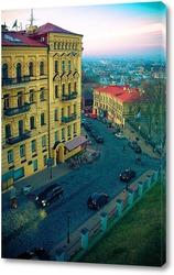 Постер Вечерний Андреевский спуск