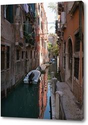 Постер Узкие каналы Венеции