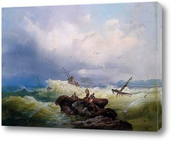 Лодки и Восход