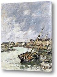 Маленький канал в Венеции