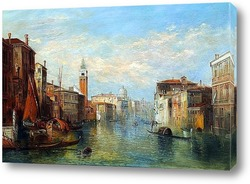 Венеция Санта-Мария-делла-Салюте