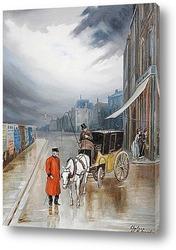Картина После дождя - Челси