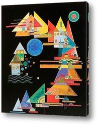 Картина Выставочный плакат.