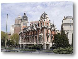 Постер Madrid008