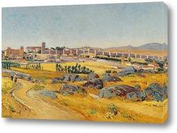 Река Мансанарес, 1908