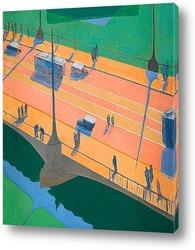 Постер Вид на мост Васа, 1933