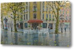 Парижские улочки 2