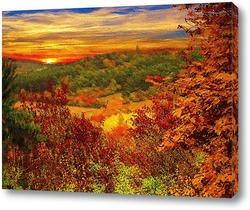 Картина Осенняя пора