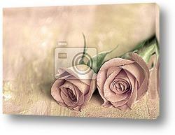 Постер Zwei rosen