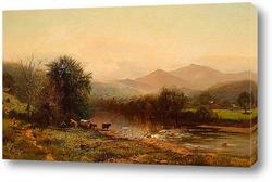 Беркширский пейзаж