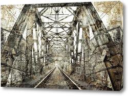 старый Ж/Д мост