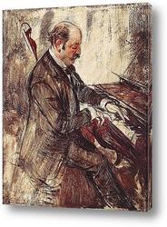 Картина Пианист
