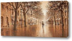 Вне Пивной лавки, Париж