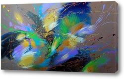 Абстрактный текстурный фон