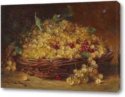 Картина Натюрморт со смородиной