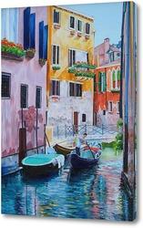 Жилые кварталы Венеции